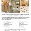 Available Now... New Two Bedroom Apartments in Downtown Kimberley